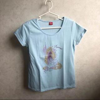 ラプンツェル(ラプンツェル)のディズニー ラプンツェル Tシャツ(Tシャツ(半袖/袖なし))