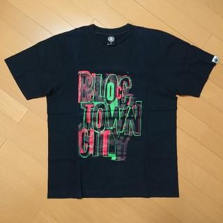 アンドサンズ(ANDSUNS)のANDSUNS × RUEED - BLOC TOWN CITY Tシャツ(Tシャツ/カットソー(半袖/袖なし))