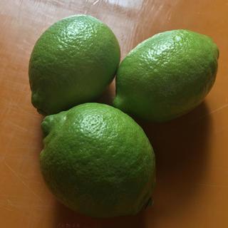 今限定!広島県産グリーンレモン 1キロ 激安 ※送料別