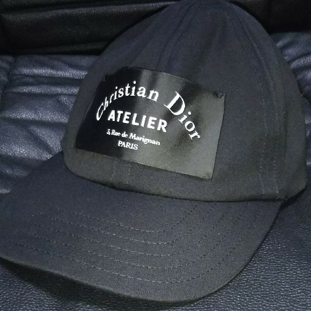 sale retailer 41e32 ed2a1 最終値下げ!Christian Dior ATELIER キャップ | フリマアプリ ラクマ