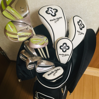 Marie Claire - 早い者勝ち‼週末限定❗️️人気マリクレールゴルフクラブセット