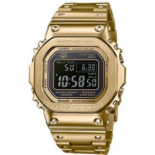 G-SHOCK GMW-B5000GD-9JF フルメタル ゴールド 国内正規品