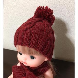 メルちゃん帽子(人形)