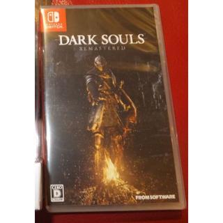 Nintendo Switch - 【新品・送料込】DARK SOULS REMASTERED  Switch