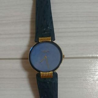 クリスチャンディオール(Christian Dior)のクリスチャン・ディオール ブラックムーン(腕時計(アナログ))