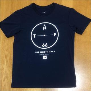 ザノースフェイス(THE NORTH FACE)のTHE NORTH FACE  Tシャツ ネイビー☆ホワイト(Tシャツ/カットソー(半袖/袖なし))