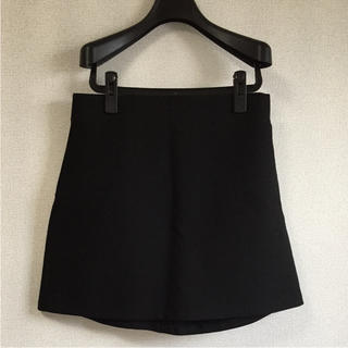 ZARA - ZARA 黒 ミニスカート