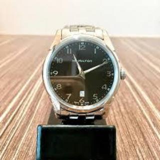 ハミルトン(Hamilton)の良品ハミルトン ジャズマスター シンライン クォーツ(腕時計(アナログ))