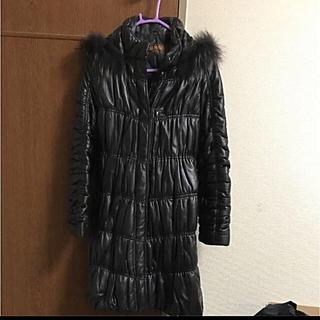 バルマン(BALMAIN)のBALMAIN 羊革 コート(ロングコート)