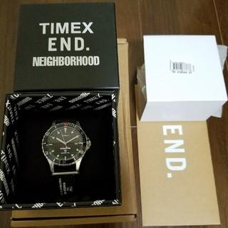ネイバーフッド(NEIGHBORHOOD)の井手様専用 NEIGHBORHOOD END. TIMEX 時計 タイメックス(腕時計(アナログ))