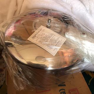 アサヒケイキンゾク(アサヒ軽金属)の活力なべ S W 5.5ℓ IH アサヒ軽金属工業(鍋/フライパン)