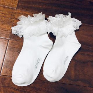 キャサリンコテージ(Catherine Cottage)のキャサリンコテージ 靴下2足(靴下/タイツ)