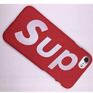 シュプリーム(Supreme)のsupreme iPhoneケース(iPhoneケース)
