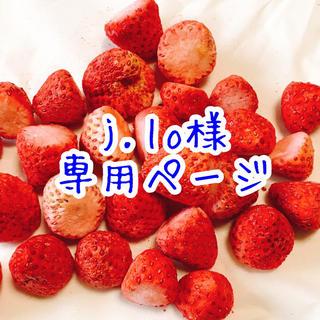 国産フリーズドライいちご(固形・20g)(フルーツ)