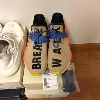 アディダス(adidas)のadidas NMD human race 27cm(スニーカー)