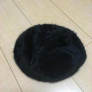 セシルマクビー(CECIL McBEE)のセシルマクビーベレー帽(ハンチング/ベレー帽)