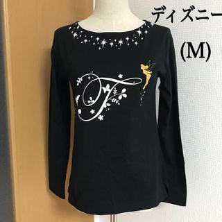 ディズニー(Disney)のディズニー  Tシャツ(M)(Tシャツ(長袖/七分))