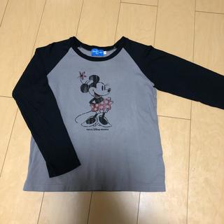ディズニー(Disney)のミニー ロングティーシャツ 150センチ(Tシャツ(長袖/七分))
