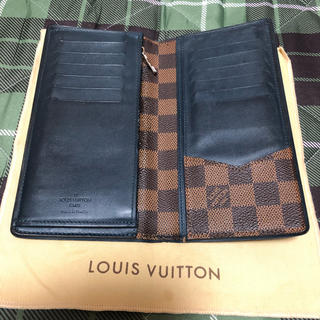 LOUIS VUITTON - ルイ・ブィトンダミエ折財布