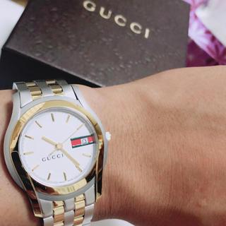 グッチ(Gucci)のGUCCI腕時計(腕時計(アナログ))