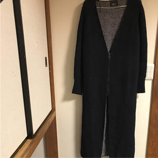 ZARA - ザラ ZARA 美品 カーディガン  ロングカーディガン  ニットコート