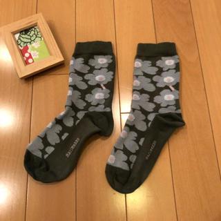 marimekko - マリメッコ  靴下 ソックス