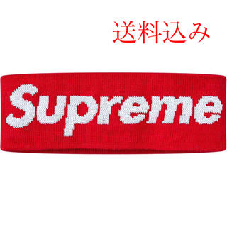 シュプリーム(Supreme)のSupreme  New Era Big Logo Headband(その他)