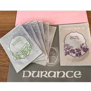 Durance オードトワレ サンプルセット(香水(女性用))