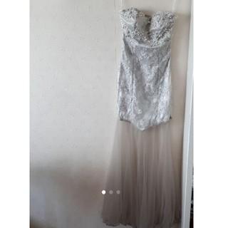 ベアミニロングドレス マーメイド(ロングドレス)