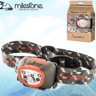 マイルストーン(milestone)のマイルストーン ヘッドライト(登山用品)