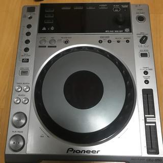 パイオニア(Pioneer)のCDJ-850 ハードケース付き(CDJ)