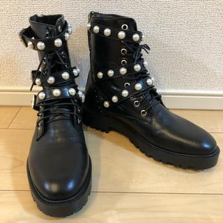 ザラ(ZARA)の【新品】ZARA ブーツ(ブーツ)