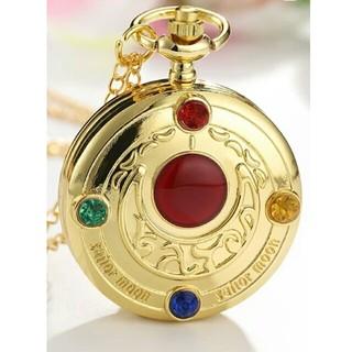 セーラームーン - 美少女戦士セーラームーン 変身コンパクト 懐中時計
