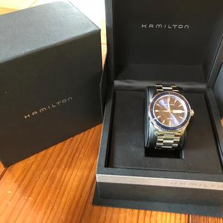 ハミルトン(Hamilton)のHAMILTON  ハミルトン 正規品 メンズ用(腕時計(デジタル))