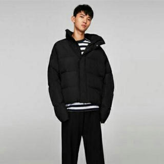 ZARA - ZARA オーバーサイズ パフジャケット