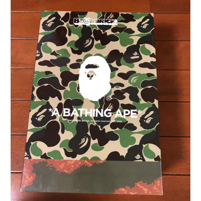 A BATHING APE(アベイシングエイプ)のREADYMADE A BATHING APE  BE@RBRICK  エンタメ/ホビーのフィギュア(その他)の商品写真