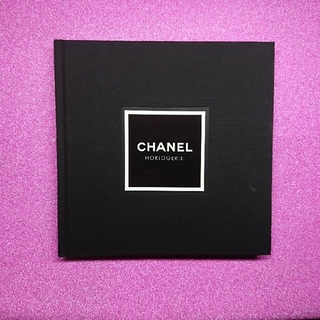 CHANEL シャネル 腕時計のカタログ一冊 2017年頃のもの ◎傷など無し◎