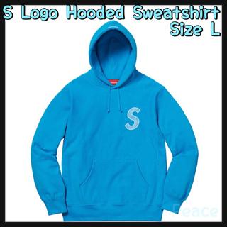 シュプリーム(Supreme)の【L】S Logo Hooded Sweatshirt  (パーカー)