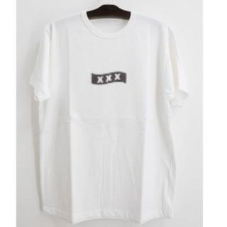 ジィヒステリックトリプルエックス(Thee Hysteric XXX)の新品 GOD SELECTION XXX 5th ロゴ L(Tシャツ/カットソー(半袖/袖なし))