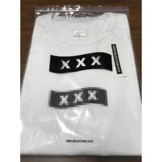 ジィヒステリックトリプルエックス(Thee Hysteric XXX)の新品 GOD SELECTION XXX 5th ロゴ XL (Tシャツ/カットソー(半袖/袖なし))