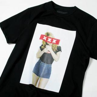 ジィヒステリックトリプルエックス(Thee Hysteric XXX)の完売 新作 GOD SELECTION XXX ブラックL(Tシャツ/カットソー(半袖/袖なし))