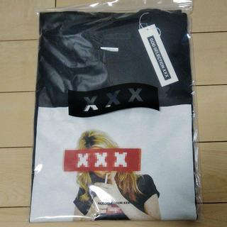 ジィヒステリックトリプルエックス(Thee Hysteric XXX)の完売 新作 GOD SELECTION XXX ブラックM (Tシャツ/カットソー(半袖/袖なし))