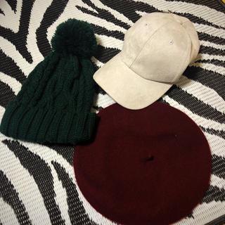 🌹帽子🌹各300円激安(ニット帽/ビーニー)