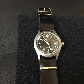 ハミルトン(Hamilton)のハミルトンクォーツ時計(腕時計(アナログ))