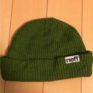 ネフ(Neff)のNeff ビーニー ニット帽(ニット帽/ビーニー)