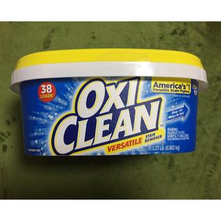 コストコ - oxiclean オキシクリーン 802g ケース入り アメリカ製