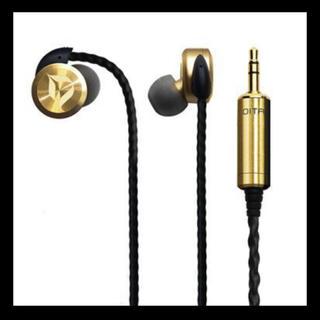 ディータ(DITA)の新品未開封 世界限定150台 真鍮イヤフォン DITA Brass 日本正規品(ヘッドフォン/イヤフォン)