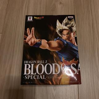 BANPRESTO - ドラゴンボール DRAGON BALL blood of saiyans 悟空