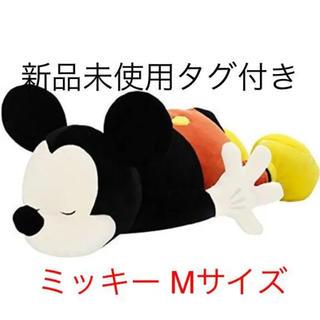 ディズニー(Disney)の大人気!ねむねむシリーズ ミッキー(ぬいぐるみ)