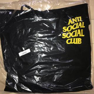 アンチ(ANTI)のanti social social club パーカー サイズL(パーカー)